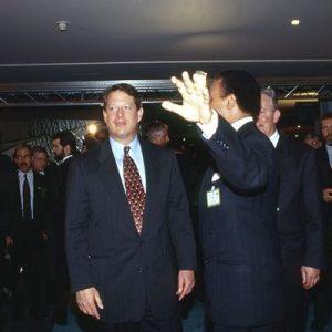 Al Gore, Vice President USA