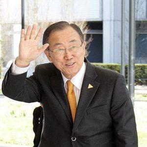 Ban ki Moon, Secretary General UN
