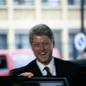 Bill Clinton, State President USA