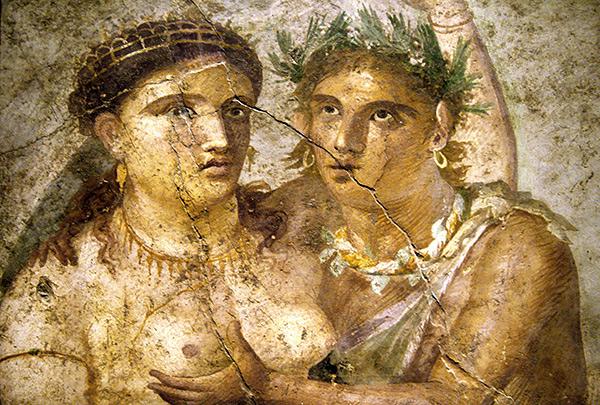 Pompeiani ©Giovanni Piesco