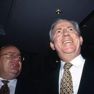 J.Santer, H.Bangemann