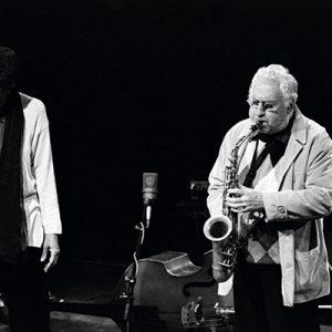 Jeanny Lee, Lee Konitz