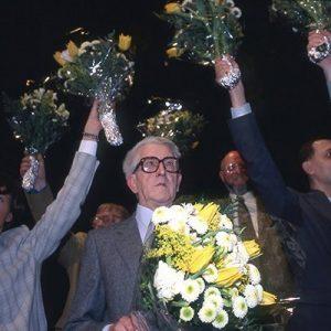 Karel Dillen, Leader Vlaams Blok, Belgium