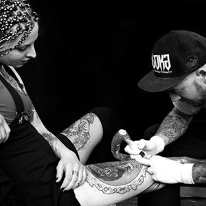 11th Tattoo Convention Amsterdam 2015 ©Giovanni Piesco
