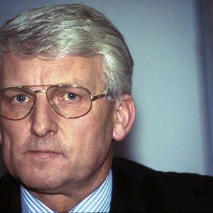 Van-Schaik, President Fokker Holland