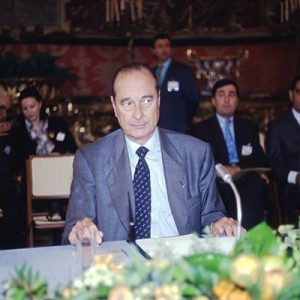 Jacqes Chirac President France