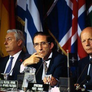 Wliiy Claes, Secretary General NATO