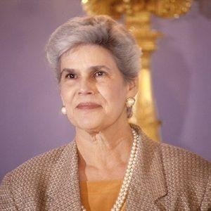 Violeta B.de Chamorro President Nicaragua