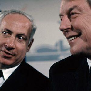 Wim Kok (Premier NL), Benjamin Netanyahu (Premier Israel)