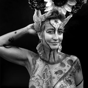 Body Paint ©Giovanni Piesco
