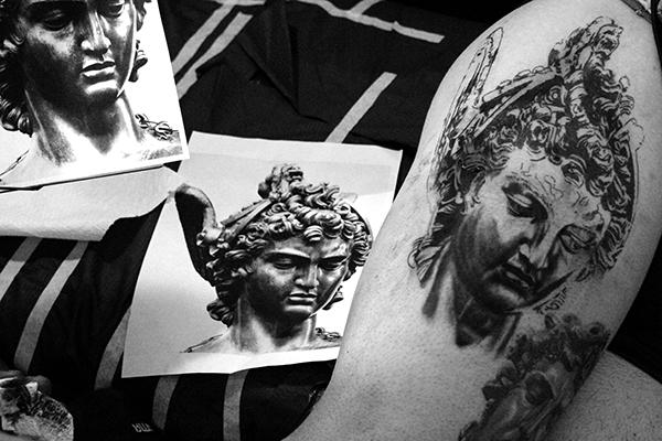 11th Tattoo Convention Amsterdam 2015 @Giovanni Piesco